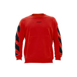 Tom Barron MAN SWEATSHIRT Sweatshirt Herren red