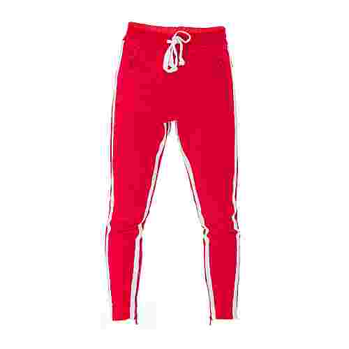 Tom Barron MAN TRACKPANTS Sweathose Herren red