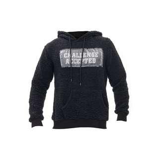 Tom Barron MAN SWEATSHIRT Sweatshirt Herren black