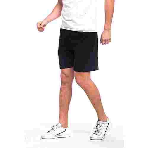 Tom Barron Sportliche Shorts Shorts Herren schwarz