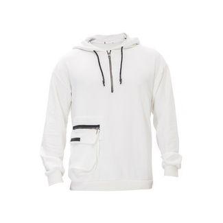 Tom Barron MAN SWEATSHIRT Sweatshirt Herren white