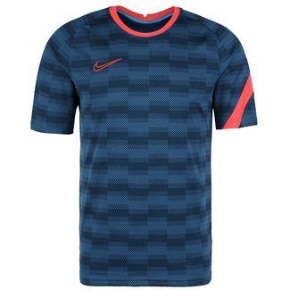 Nike Dry Academy Pro Graphic Funktionsshirt Herren blau