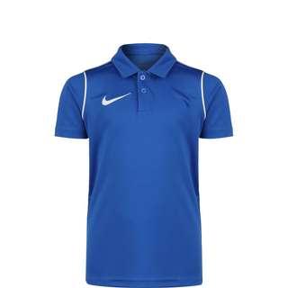 Nike Park 20 Dry Funktionsshirt Kinder blau / weiß