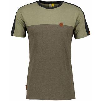 ALIFE AND KICKIN EmilAK T-Shirt Herren dust