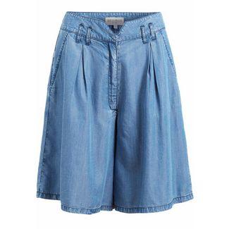 Khujo FENU Shorts Damen denim blue