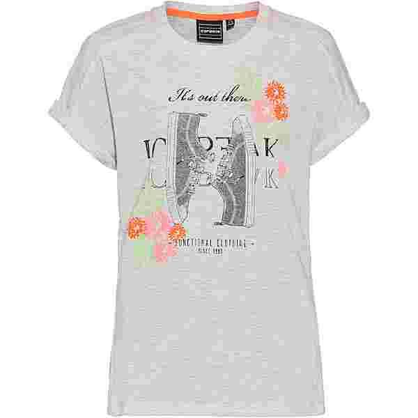 ICEPEAK Lavina Jr T-Shirt Kinder natural white