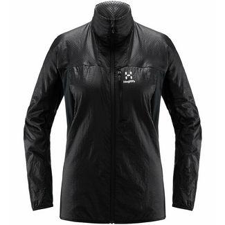 Haglöfs Summit Hybrid Jacket Outdoorjacke Damen True black
