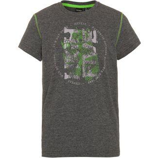 ICEPEAK Keene Jr T-Shirt Kinder lead grey