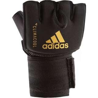 adidas Boxhandschuhe black-gold