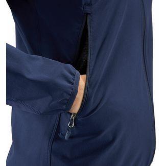 Haglöfs Natrix Hood Softshelljacke Damen Tarn blue