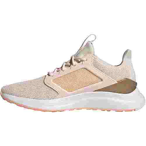 adidas ENERGYFALCON X Laufschuhe Damen pink tint-light flash orange-copper met