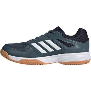 adidas Speedcourt Hallenschuhe Herren legacy blue-ftwr white-legend ink