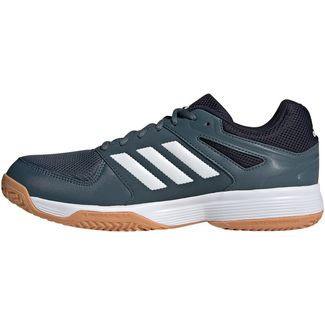 adidas Speedcourt Hallenschuhe Herren legacy blue-ftwr white-legend ink