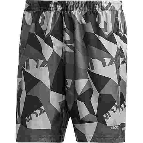 adidas RUN IT Laufshorts Herren grey four
