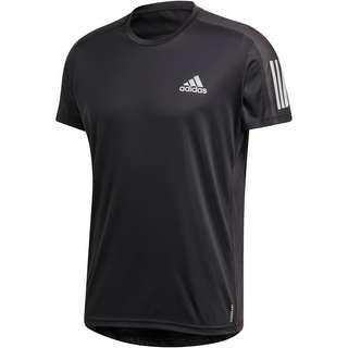 adidas Own the Run Response Aeroready Funktionsshirt Herren black
