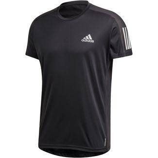 adidas OWN THE RUN Funktionsshirt Herren black