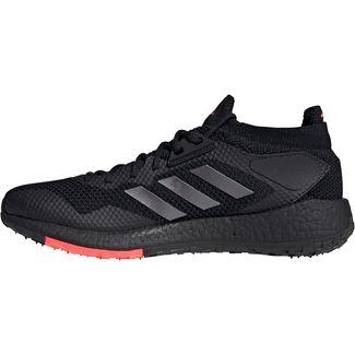 adidas Pulseboost HD Sneaker Herren core black-night metallic-signal pink