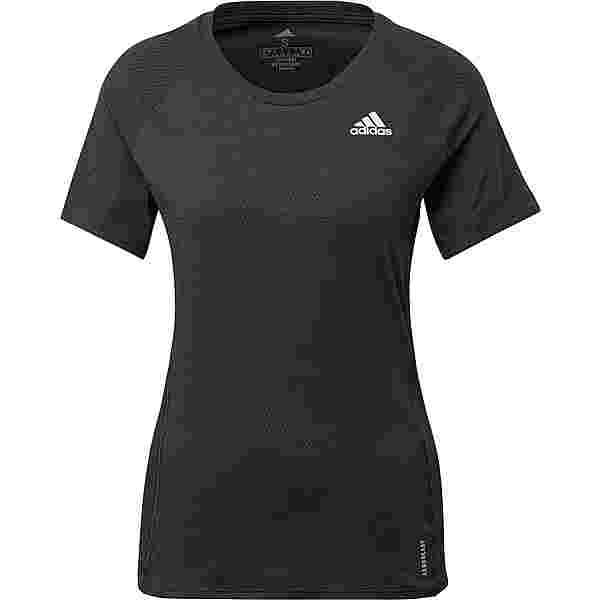 adidas RUNNER SUPERNOVA AEROREADY Funktionsshirt Damen black