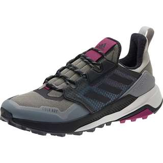 adidas TRAILMAKER C Multifunktionsschuhe Damen metal grey-core black-power berry