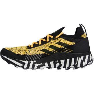 adidas Two Ultra Parley Trailrunning Schuhe Herren solar gold-core black-ftwr white