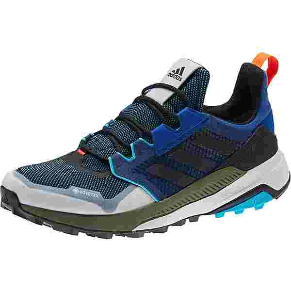 adidas GTX TRAILMAKER Multifunktionsschuhe Herren team royal blue-core black-signal cyan
