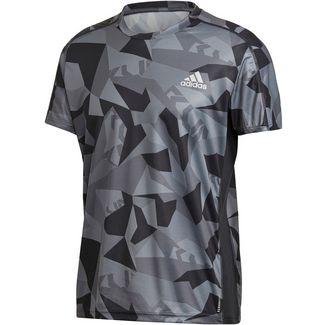 adidas Own The Run Funktionsshirt Herren grefou-grefiv-gresix