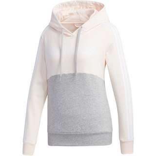 adidas Hoodie Damen pink tint-white