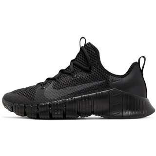 Nike Free Metcon 3 Fitnessschuhe Herren black-anthracite-black