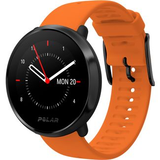 Polar Ignite Sportuhr orange