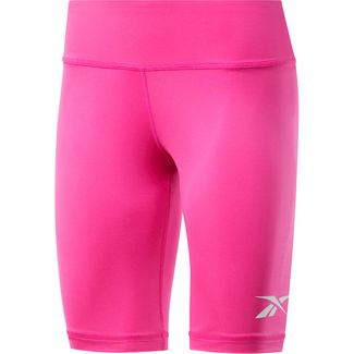 Reebok Radlerhose Tights Damen proud pink