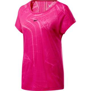 Reebok Burnout Funktionsshirt Damen proud pink