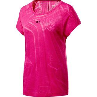 Reebok Burnout Funktionsshirt Damen proud pink