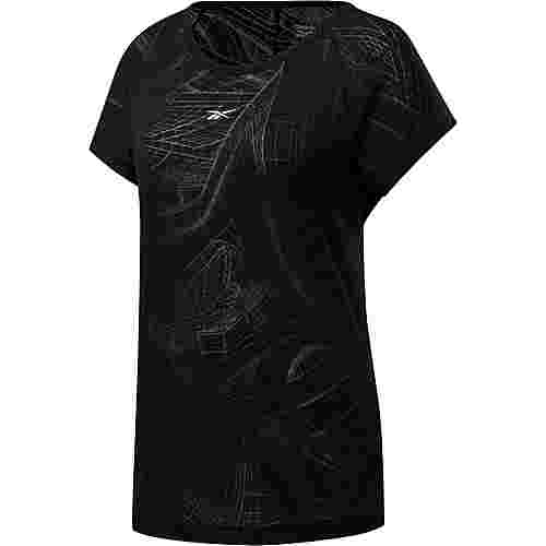 Reebok Burnout Funktionsshirt Damen black