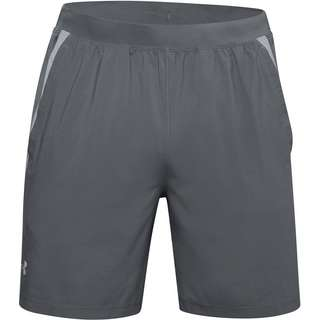 Under Armour Launch Funktionsshorts Herren pitch gray-mod gray-reflective