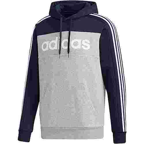 adidas Hoodie Herren legend ink-medium grey heather
