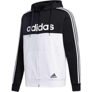 adidas Sweatjacke Herren black-white
