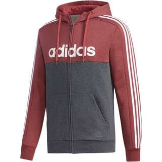 adidas Sweatjacke Herren lagacy red mel-white