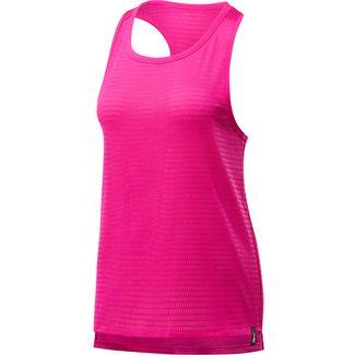 Reebok Yoga Funktionstank Damen proud pink
