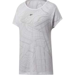 Reebok Burnout Funktionsshirt Damen porcelain