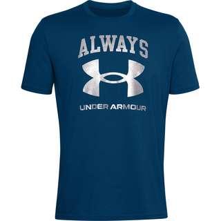 Under Armour Always T-Shirt Herren graphite blue-reflective