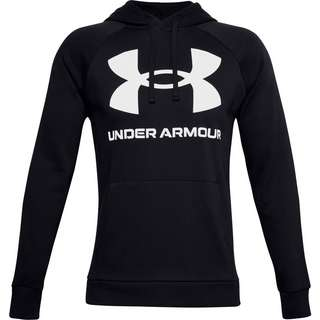 Under Armour Rival Hoodie Herren black-onyx white