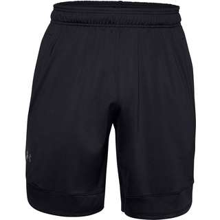 Under Armour Funktionsshorts Herren black-pitch gray