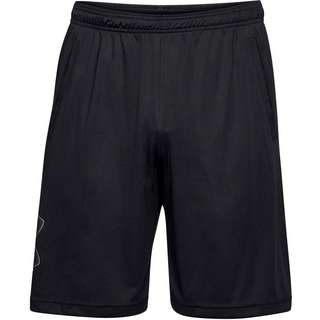 Under Armour Tech Graphic Funktionsshorts Herren black-graphite