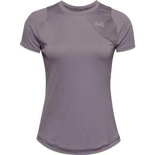 Under Armour Qualifier Funktionsshirt Damen purple