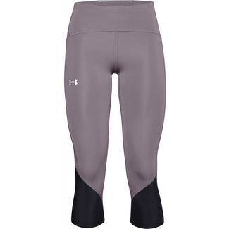 Under Armour Fly Fast Lauftights Damen purple