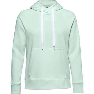 Under Armour Rival Hoodie Damen blue