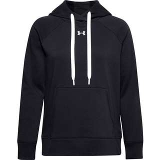 Under Armour Rival Hoodie Damen black