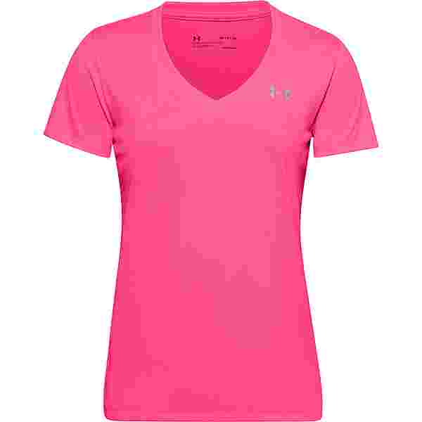 Under Armour Funktionsshirt Damen pink