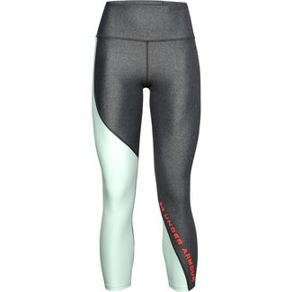 Under Armour Heat Gear Tights Damen gray