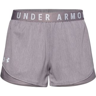Under Armour Play Up Funktionsshorts Damen purple